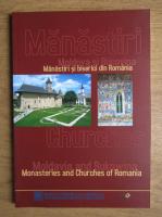 Anticariat: Manastiri si biserici din Romania. Moldova si Bucovina