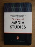 Nicholas Abercrombie - Dictionary of media studies