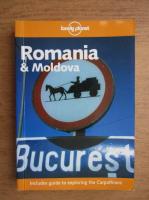 Anticariat: Nicola Williams - Romania and Moldova