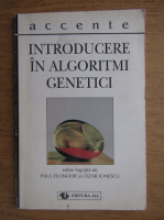 Anticariat: Paul Flondor - Introducere in algoritmi genetici