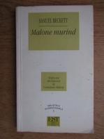 Samuel Beckett - Malone murind