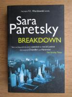 Anticariat: Sara Paretsky - Breakdown