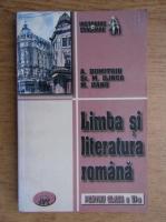 Stefan M. Ilinca - Limba si literatura romana pentru clasa a VI-a (2003)