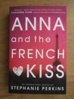 Anticariat: Stephanie Perkins - Anna and the french kiss