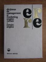 Anticariat: Virginia Cartianu - Dictionar de management si marketing englez-roman