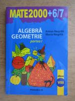 Anton Negrila - Algebra, geometrie pentru clasa a VIII-a (2006)