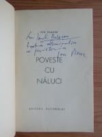 Anticariat: Ion Vlasiu - Poveste cu naluci (cu autograful autorului)
