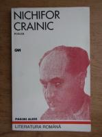 Nichifor Crainic - Poezii