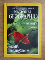 Revista National Geographic, vol. 188, nr. 3, septembrie 1995