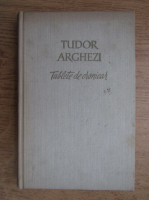 Anticariat: Tudor Arghezi - Tablete de cronicar