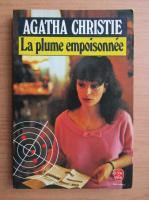 Anticariat: Agatha Christie - La plume empoisonnee