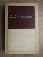 Anticariat: Eugen Lovinescu - Scrieri (volumul 3)