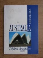 Anticariat: Eugen Negrea - Australia, sfarsit de ianuarie