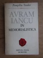 Anticariat: Teodor Pompiliu - Avram Iancu in memorialistica