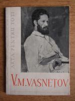 Anticariat: A. K. Lebedev - V. M. Vasnetov