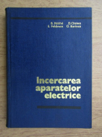Anticariat: B. Mathe - Incercarea aparatelor electrice