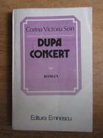 Anticariat: Corina Victoria Sein - Dupa concert