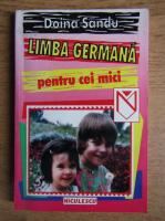 Doina Sandu - Limba germana pentru cei mici (2000)