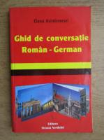 Elena Asimionesei - Ghid de conversatie roman-german