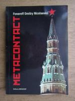 Anticariat: Fonareff Dmitry Nicolaevici - Metacontatct