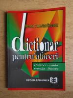 Anticariat: Ileana Constantinescu - Dictionar pentru afaceri francez-roman