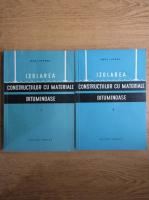 Anticariat: Karl Lufsky - Izolarea constructiilor cu materiale bituminoase (2 volume)