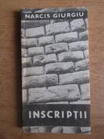 Anticariat: Narcis Giurgiu - Inscriptii