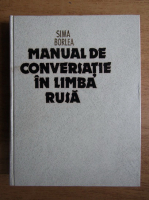 Sima Borlea - Manual de conversatie in limba rusa (1987)