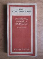 Aculin Cazacu - Calitatea umana a socialului