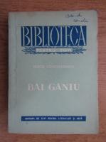 Anticariat: Aleco Constantinov - Bai Ganiu