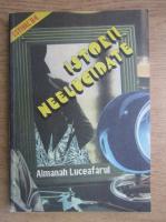 Almanah Luceafarul. Istorii neelucidate. Estival '84
