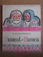 Anticariat: Barbu Stefanescu Delavrancea - Bunicul si bunica (ilustratii Gheorghe Adoc)