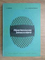 C. Arseni, Al. I. Constantinescu - Hipertensiunea intracraniana