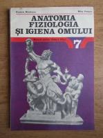 Anticariat: Elisabeta Mandrusca - Anatomia, fiziologia si igiena omului, manual pentru clasa a VII-a (1982)