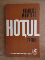Anticariat: Francisc Munteanu - Hotul