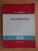 Anticariat: G. I. Tohaneanu - Eminesciene