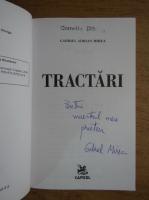 Anticariat: Gabriel Adrian Mirea - Tractari (cu autograful autorului)