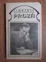 Anticariat: George Bacovia - Proza
