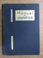 Heinrich Martius - Manual de obstetrica (1966)