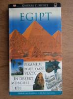 Jane Dunford - Egipt, ghid turistic