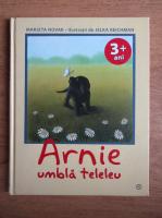 Marjeta Novak - Arnie umbla teleleu