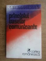 Anticariat: Mircea Tomus - Principiul vaselor comunicante