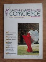 Revista Nouvelle Conscience Harmonie, hiver 1991, no. 30, 40 FF