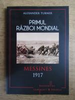 Anticariat: Alexander Turner - Primul Razboi Mondial. Messines 1917