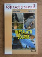 Armin Temessl - Instalatii solare