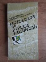 Augustin Maissen, Magdalena Popescu Marin - Antologie de poezie romansa