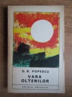 Anticariat: D. R. Popescu - Vara oltenilor