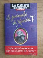 Anticariat: Le journale de Xaviere T.