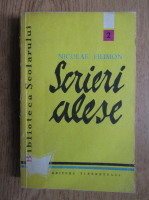 Anticariat: Nicolae Filimon - Scrieri alese (volumul 2)