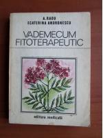 A. Radu - Vademecum fitoterapeutic